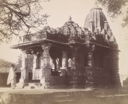 General view of the Nilakantha Mahadeva Temple, Sunak 10031744
